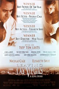 Leaving Las Vegas Nicolas Cage Lumiere Randolph Pitts
